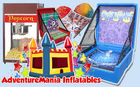 AdventureMania Inflatables - Click here to visit our website!