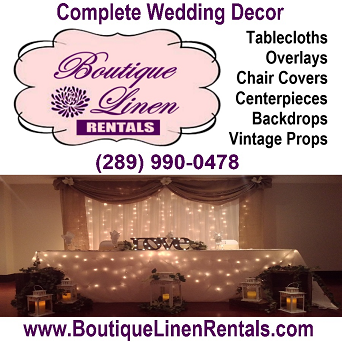 Boutique Linen Rentals - Click here to visit our website!