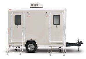 Classy Potties To Go - Mobile Air-Conditioned Restroom Trailers - Click here to visit our website!