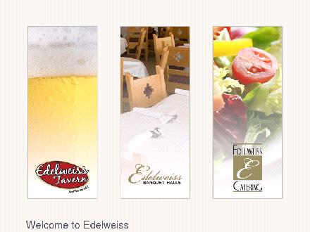 Edelweiss Banquet Halls and Catering - 600 Doon Village Rd., Kitchener - 519-748-0221  - Click here to visit our website!
