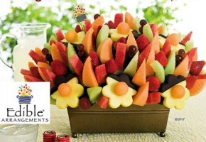 Edible Arrangements - Click here to visit our website!