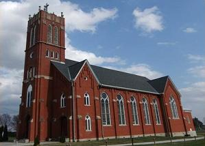 La Salette Historic Church - Click here to visit our website!