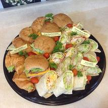 Minglers Catering - Click here for our website!