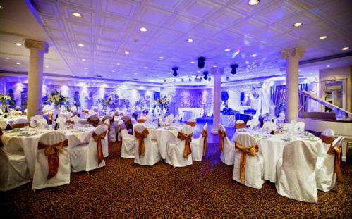 Richmond golf club wedding venues