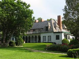 Stephen Leacock Museum - Click here to visit our website!