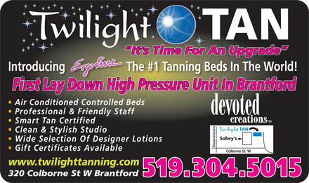 Twilight Tanning - Click here to visit our website !