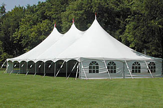 Sunset Rental Centre - Your Wedding and Event Specialists - Tents, Tables, Chairs, Linens and much more! - Click here to visit our website!