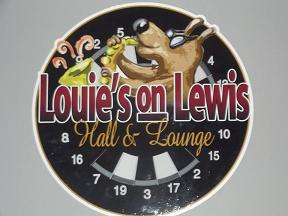 Louie's on Lewis - Click here to visit our website!