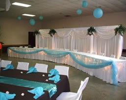 Shir-Time Parties - Wedding and Event Rentals - 1-866-524-5167 - Click here to visit our website!