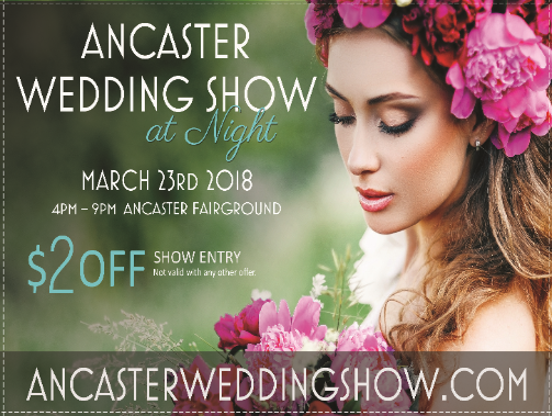 Ancaster Wedding Show - Click here to visit our website!