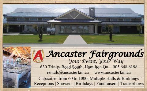 Ancaster Agricultural Society - Click here to visit our website!