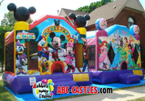 Ashlee's Bouncy Castles - Click here to visit our website!