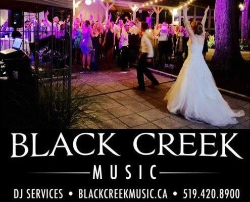 Black Creek Music - Click here to visit our website!