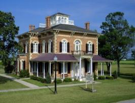 Cottonwood Mansion - Click here to visit our website!