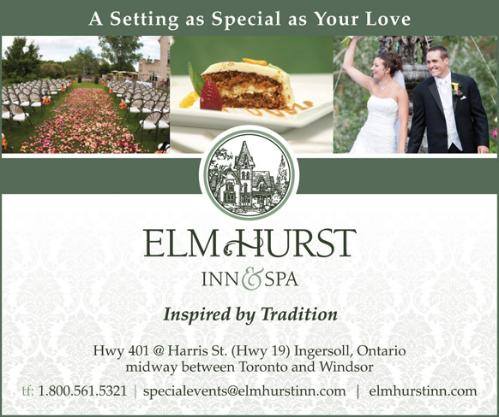 Elmhurst Inn and Spa - Click here to visit our website!