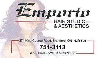 Emporio Hair and Aesthetics