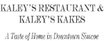 Kaley's Kakes - Click here to visit our Website!