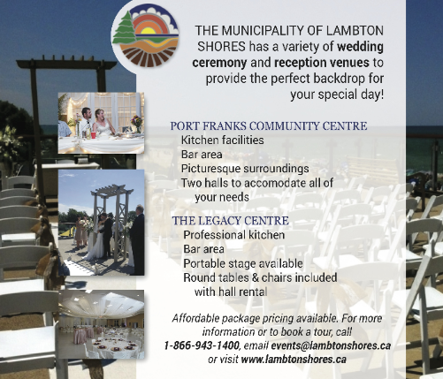 The Municipality of Lambton Shores - Click here to visit our website!
