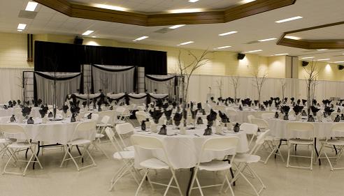 pauls halls stratfordperth county banquet hallswedding