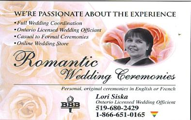 Paul S Halls Find Kitchener Waterloo Wedding Marriage Officiants