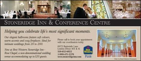Best Western Stoneridge Inn and Conference Centre - Click here to visit our website!