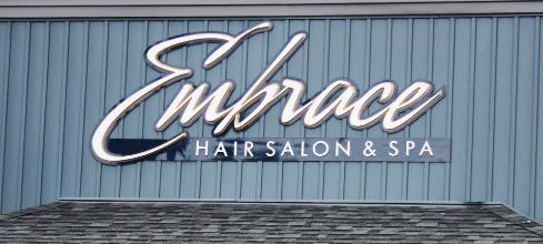 Embrace Hair Salon and Spa - Embrace... an amazing salon / spa experience!  We are dedicated to giving you the best salon / spa experience in Norfolk! - Click here to visit our website!