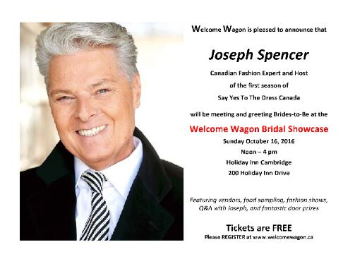 Welcome Wagon Bridal Show - Click here to visit our website!