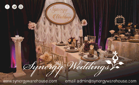 Synergy Weddings - Click here to visit our website!